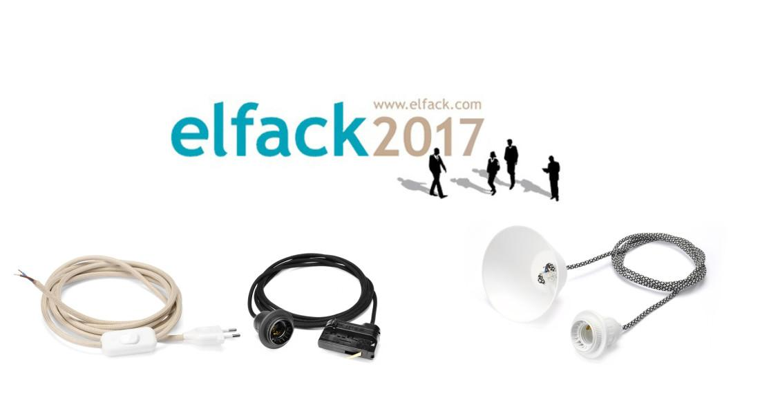 Frinab will exhibit at ELFACK 2017